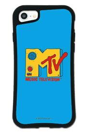 ケースオクロック caseoclock iPhone6/6s/7/8 WAYLLY-MK × MTVオリジナル セット ドレッサー MTV ロゴ ブルー mkmtvo-set-678-bl