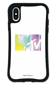 ケースオクロック caseoclock iPhoneX/XS WAYLLY-MK × MTVオリジナル セット ドレッサー MTV ロゴ ホワイト mkmtvo-set-x-wht