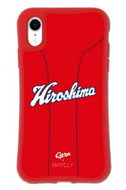 ケースオクロック caseoclock iPhoneXR WAYLLY-MK × 広島カープ セット ドレッサー ユニホーム mkcarp-set-xr-uni