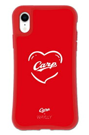 ケースオクロック caseoclock iPhoneXR WAYLLY-MK × 広島カープ セット ドレッサー ハート mkcarp-set-xr-hrt