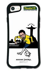 ケースオクロック caseoclock iPhone6/6s/7/8 WAYLLY-MK × サッカージャンキー/ジェリー 【セット】 ドレッサー H mksjj-set-678-h