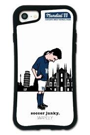 ケースオクロック caseoclock iPhone6/6s/7/8 WAYLLY-MK × サッカージャンキー/ジェリー 【セット】 ドレッサー J mksjj-set-678-j
