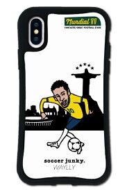 ケースオクロック caseoclock iPhoneX/XS WAYLLY-MK × サッカージャンキー/ジェリー 【セット】 ドレッサー H mksjj-set-x-h