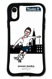 ケースオクロック caseoclock iPhoneXR WAYLLY-MK × サッカージャンキー/ジェリー 【セット】 ドレッサー E mksjj-set-xr-e