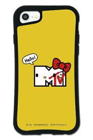 ケースオクロック caseoclock iPhone6/6s/7/8 WAYLLY-MK × MTV × ハローキティ セット ドレッサー パンカデリック イエロー mkmtvk-set-678-pye