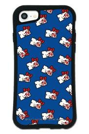 ケースオクロック caseoclock iPhone6/6s/7/8 WAYLLY-MK × MTV × ハローキティ セット ドレッサー パンカデリック ブルー mkmtvk-set-678-pbl