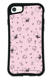 ケースオクロック caseoclock iPhone6/6s/7/8 WAYLLY-MK × MTV × ハローキティ セット ドレッサー カワイイポップ パターン mkmtvk-set-678-kpt