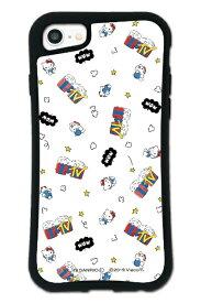 ケースオクロック caseoclock iPhone6/6s/7/8 WAYLLY-MK × MTV × ハローキティ セット ドレッサー ファンポップ ホワイト mkmtvk-set-678-fwh