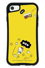 ケースオクロック caseoclock iPhone6/6s/7/8 WAYLLY-MK × MTV × ハローキティ セット ドレッサー ファンポップ イエロー mkmtvk-set-678-fye