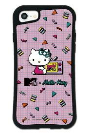ケースオクロック caseoclock iPhone6/6s/7/8 WAYLLY-MK × MTV × ハローキティ セット ドレッサー 80s ピンク mkmtvk-set-678-80pk