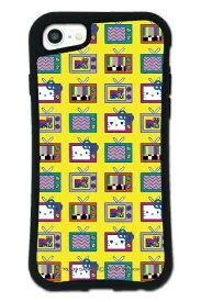 ケースオクロック caseoclock iPhone6/6s/7/8 WAYLLY-MK × MTV × ハローキティ セット ドレッサー 80s イエロー mkmtvk-set-678-80ye