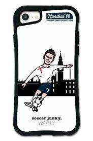 ケースオクロック caseoclock iPhone6/6s/7/8 WAYLLY-MK × サッカージャンキー/ジェリー 【セット】 ドレッサー E mksjj-set-678-e