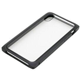 バウト BAUT iPhoneXS・X用 マグネットアルミバンパー BMABC1814BK ブラック