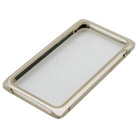 バウト BAUT iPhoneXS・X用 マグネットアルミバンパー BMABC1814GD ゴールド