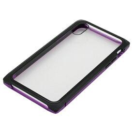 バウト BAUT iPhoneXS・X用 マグネットアルミバンパー BMABC1814PUBK ブラック