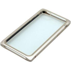 バウト BAUT iPhone8・7用 マグネットアルミバンパー BMABC1815GD ゴールド