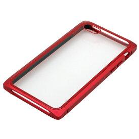 バウト BAUT iPhone8・7用 マグネットアルミバンパー BMABC1815RD レッド