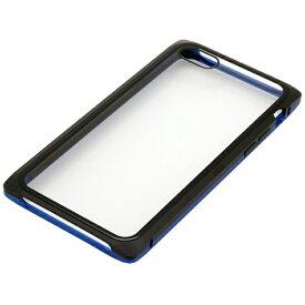 バウト BAUT iPhone8・7用 マグネットアルミバンパー BMABC1815BLBK ブルーブラック