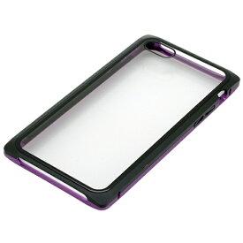 バウト BAUT iPhone8・7用 マグネットアルミバンパー BMABC1815PUBK ブラック