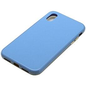 インプリンク IMPRiNC iPhoneXS・X用 マグネットPCバンパー BMPCBC1816BL ブルー