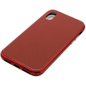 インプリンク IMPRiNC iPhoneXS・X用 マグネットPCバンパー BMPCBC1816RD レッド