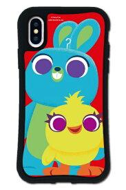 ケースオクロック caseoclock iPhoneX/XS WAYLLY-MK / トイ・ストーリー 【セット】 ドレッサー ダッキー アンド バニー mktoy-set-x-dab