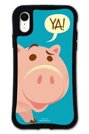 ケースオクロック caseoclock iPhoneXR WAYLLY-MK / トイ・ストーリー 【セット】 ドレッサー ハム mktoy-set-xr-ham