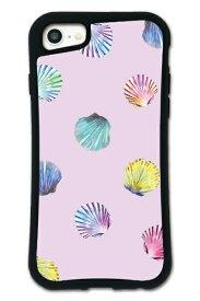 ケースオクロック caseoclock iPhone6/6s/7/8 WAYLLY-MK ×NiCORON 【セット】 ドレッサー シェル ピンク mkncr-set-678-pnk