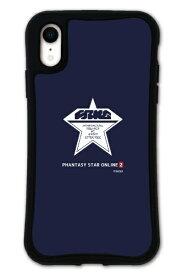ケースオクロック iPhoneXR WAYLLY-MK × PSO2 【セット】 ドレッサー ロゴ mkps-set-xr-lg