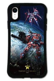 ケースオクロック caseoclock iPhoneXR WAYLLY-MK × PSO2 【セット】 ドレッサー ロボット mkps-set-xr-rbt