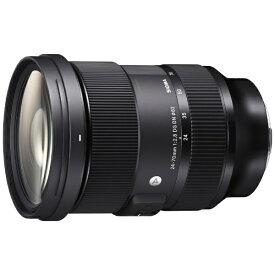 シグマ SIGMA カメラレンズ 24-70mm F2.8 DG DN Art【ソニーEマウント】 [ソニーE /ズームレンズ][2470MMF2.8DGDNA]