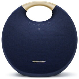 HARMAN/KARDON ハーマン/カードン ブルートゥース スピーカー HKOS6BLUJN ブルー [Bluetooth対応 /防水][HKOS6BLUJN]