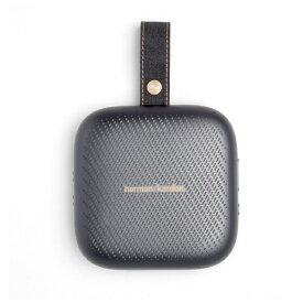 HARMAN/KARDON ハーマン/カードン ブルートゥース スピーカー HKNEOGRYBSG ブラック [Bluetooth対応 /防水][HKNEOGRYBSG]