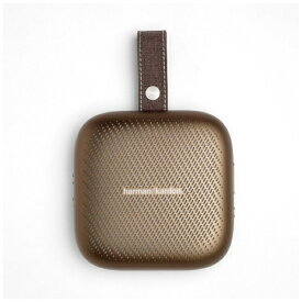 HARMAN/KARDON ハーマン/カードン ブルートゥース スピーカー HKNEOBRNBSG ブラウン [Bluetooth対応 /防水][HKNEOBRNBSG]