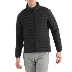 ミズノ mizuno メンズ ジャケット テックフィルストレッチムーブウォーマー ブレスサーモ入り(Mサイズ/ブラック) 52ME9504