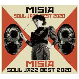 ソニーミュージックマーケティング MISIA/ MISIA SOUL JAZZ BEST 2020 通常盤【CD】