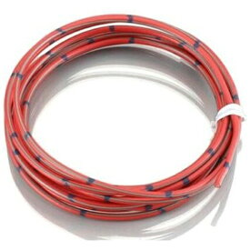 キタコ kitaco 0900-755-00220 ハーネス 純正色 AVS0.5 2m 汎用 赤/緑