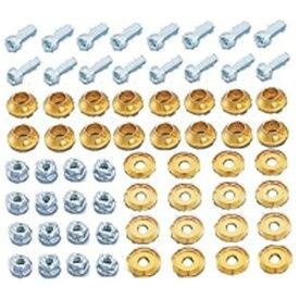キタコ kitaco 094-1013020 ホイールピアスセット アルミホイール用 ゴールド