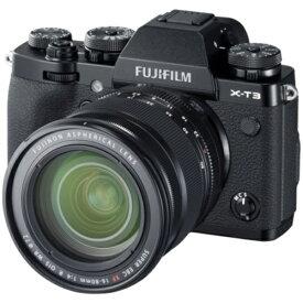 富士フイルム FUJIFILM X-T3 ミラーレス一眼カメラ XF16-80mmレンズキット ブラック [ズームレンズ][FXT3LK1680B]