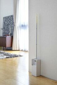 山崎実業 Yamazaki プレート フローリングワイパースタンド(ホワイト)(Flooring Wiper Stand Plate WH) 07860 ホワイト