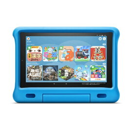 Amazon アマゾン B07KD87XRM Fire HD 10 タブレット ブラック (10インチHDディスプレイ) 32GB Amazon ブルー [10.1型 /ストレージ:32GB /Wi-Fiモデル][タブレット 本体 10インチ wifi 子供][B07KD87XRM]