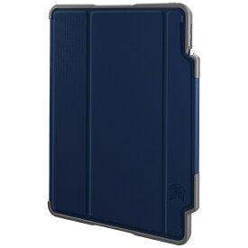 STM エスティーエム iPad Pro 11インチ用 耐衝撃 Dux Plusケース STM-222-197JV-03 ミッドナイトブルー
