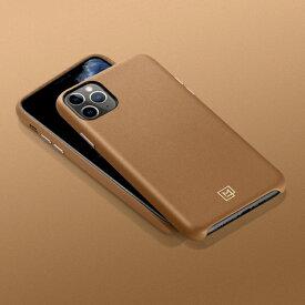 SPIGEN シュピゲン iPhone 11 Pro La Manon calin Camel Brown