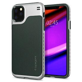 SPIGEN シュピゲン iPhone 11 Pro Hybrid NX Forest Green