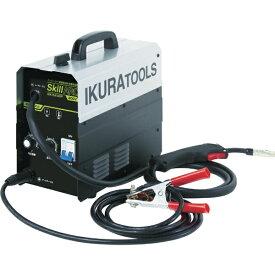 育良精機 IKURA TOOLS 育良 インバータ半自動溶接機 200V(40058) ISK-SA120P