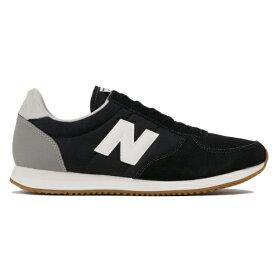 ニューバランス New Balance 28.0cm 男女兼用 ランニングシューズ U220 HB(ブラック) U220HBD