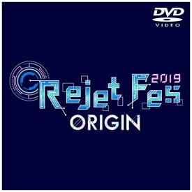 ビデオメーカー Rejet Fes.2019 ORIGIN【DVD】