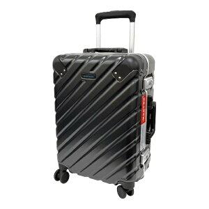 WorldTraveler(ワールドトラベラー) スーツケース 32L ワールドトラベラー(World Traveler) エラコール ブラック WORLD-409601 [TSAロック搭載]