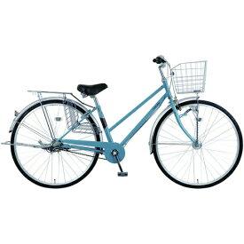 MARUKIN マルキン 27型 自転車 レイニーシティ HD273-B(ブルー/3段変速)MK-20-047【2020年モデル】【組立商品につき返品不可】 【代金引換配送不可】