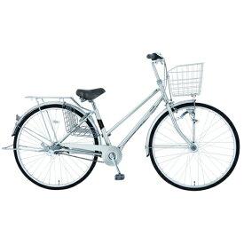 MARUKIN マルキン 27型 自転車 レイニーシティ HD273-B(シルバー/3段変速)MK-20-047【2020年モデル】【組立商品につき返品不可】 【代金引換配送不可】